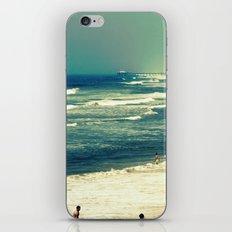 Hermosa Beach iPhone & iPod Skin