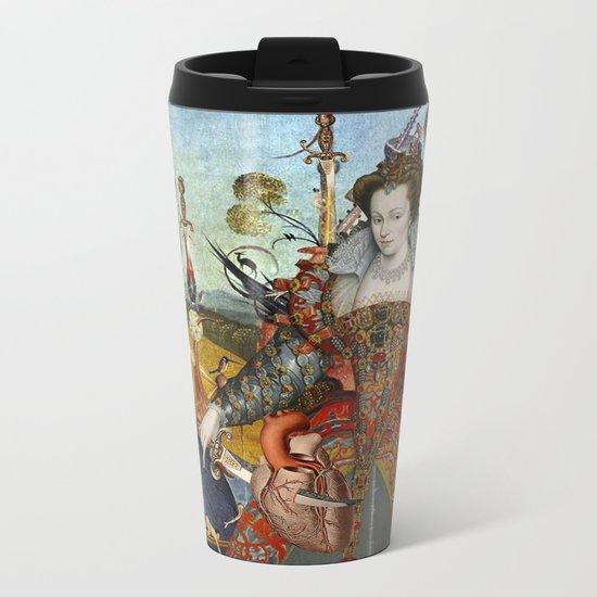 REVERSED Metal Travel Mug