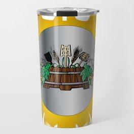 Guild of Brewers Travel Mug