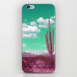 Desert Trip iPhone Skin