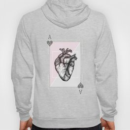 Ace of Hearts Hoody