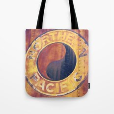 Rust and Memories Tote Bag