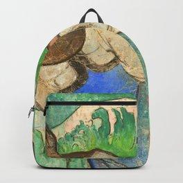 "Paul Gauguin ""Les Pêcheuses de goëmon (The Seaweed Gatherers)"" Backpack"