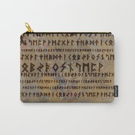 Runic alphabet Carry-All Pouch