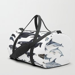 Dolphin diversity Duffle Bag