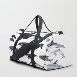 Dolphin diversity Duffle Bag