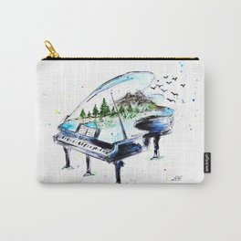 Piano with nature Carry-All Pouch