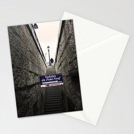 Vedettes du Pont-Neuf Stationery Cards