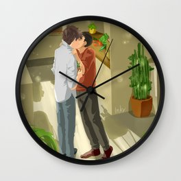 alo(v)e you vera much Wall Clock