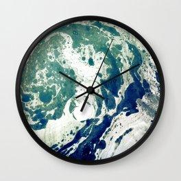 Textured Paper 07 Wall Clock