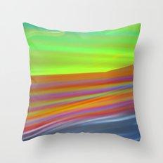 lightscape Throw Pillow