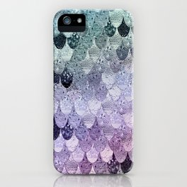 SUMMER MERMAID - HAPPY RAINBOW iPhone Case