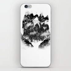 Valley of the Mountain Goat iPhone & iPod Skin