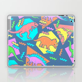 Nineties Dinosaur Pattern Laptop & iPad Skin