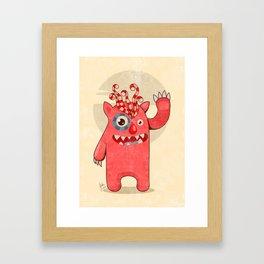 Monster-01 Framed Art Print