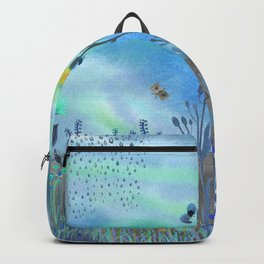 Blue Garden I Backpack