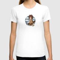 hetalia T-shirts featuring Herakles Karpusi (chibi) by Kata (koomalaama)