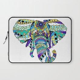 Éléphant royal Laptop Sleeve