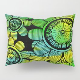 Big Floral 2 Pillow Sham