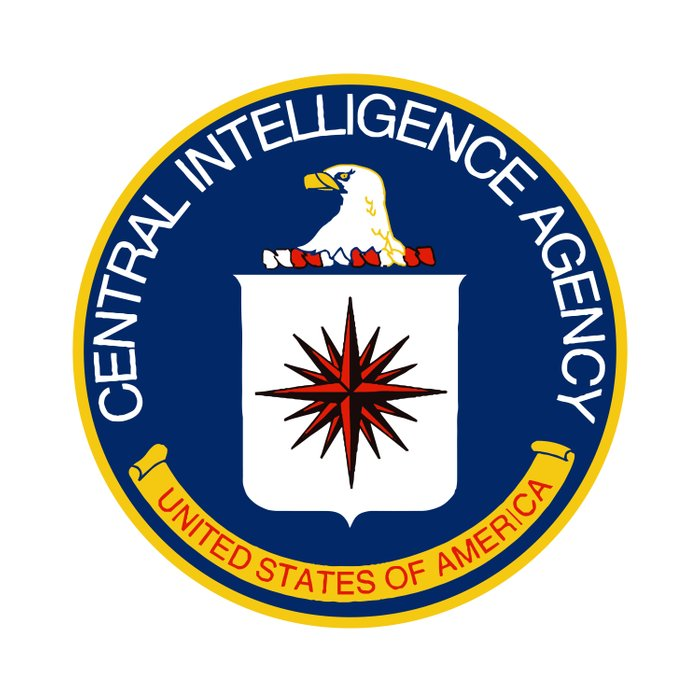 CIA Logo Comforters
