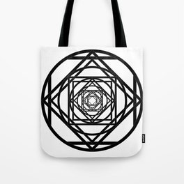 Diamonds in the Rounds Version 2 Tote Bag