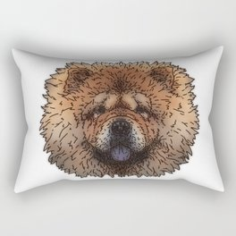 Chow Rectangular Pillow
