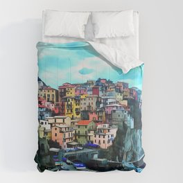 Manarola Comforters