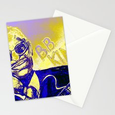 B.B. King Blues Legend Stationery Cards