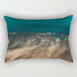 Hawaiian Sea Rectangular Pillow