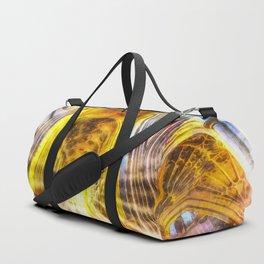 Bath Abbey Sun Rays Art Duffle Bag