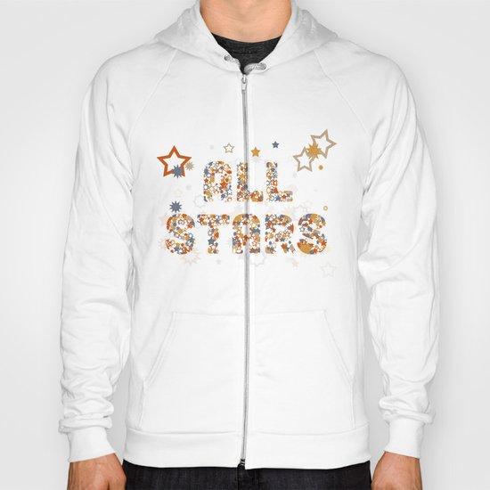 All Stars Hoody