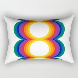 Radiate - Spectrum Rectangular Pillow