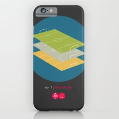 Law No.1: Field of Play iPhone 6s Slim Case