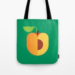Fruit: Apricot Tote Bag