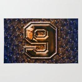 sport pattern Rug