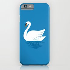 Just The One Swan Actually iPhone 6s Slim Case