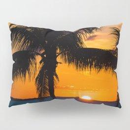 Key Largo Sunset Pillow Sham