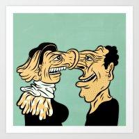 Nasum Art Print