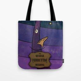 Ferrette from Quaoar (Ocarina) Tote Bag