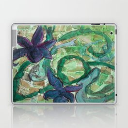 Reflections on Psalm 142 Laptop & iPad Skin