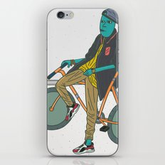 Lets Ride iPhone & iPod Skin