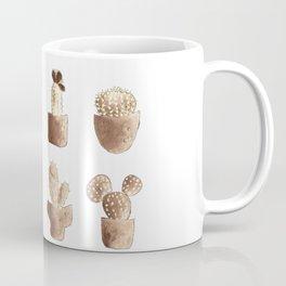 One cactus six cacti original version Coffee Mug