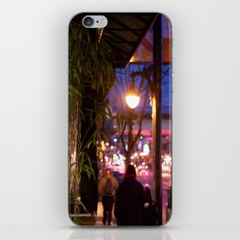 The Drive at Night iPhone Skin