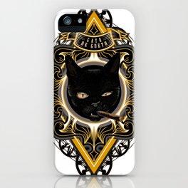 Gato de Gueto iPhone Case