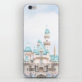 Disneyland Sleeping Beauty's Castle iPhone Skin