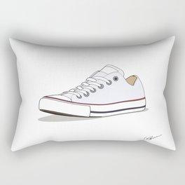 All Star White v3 Rectangular Pillow