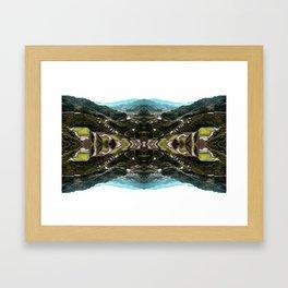 Rice Terraces Philippines Framed Art Print