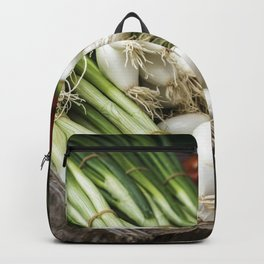 Spring onion Backpack