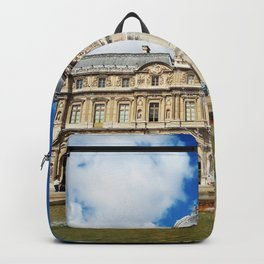 The Louvre Museum Backpack