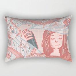 Ballet Memories Rectangular Pillow